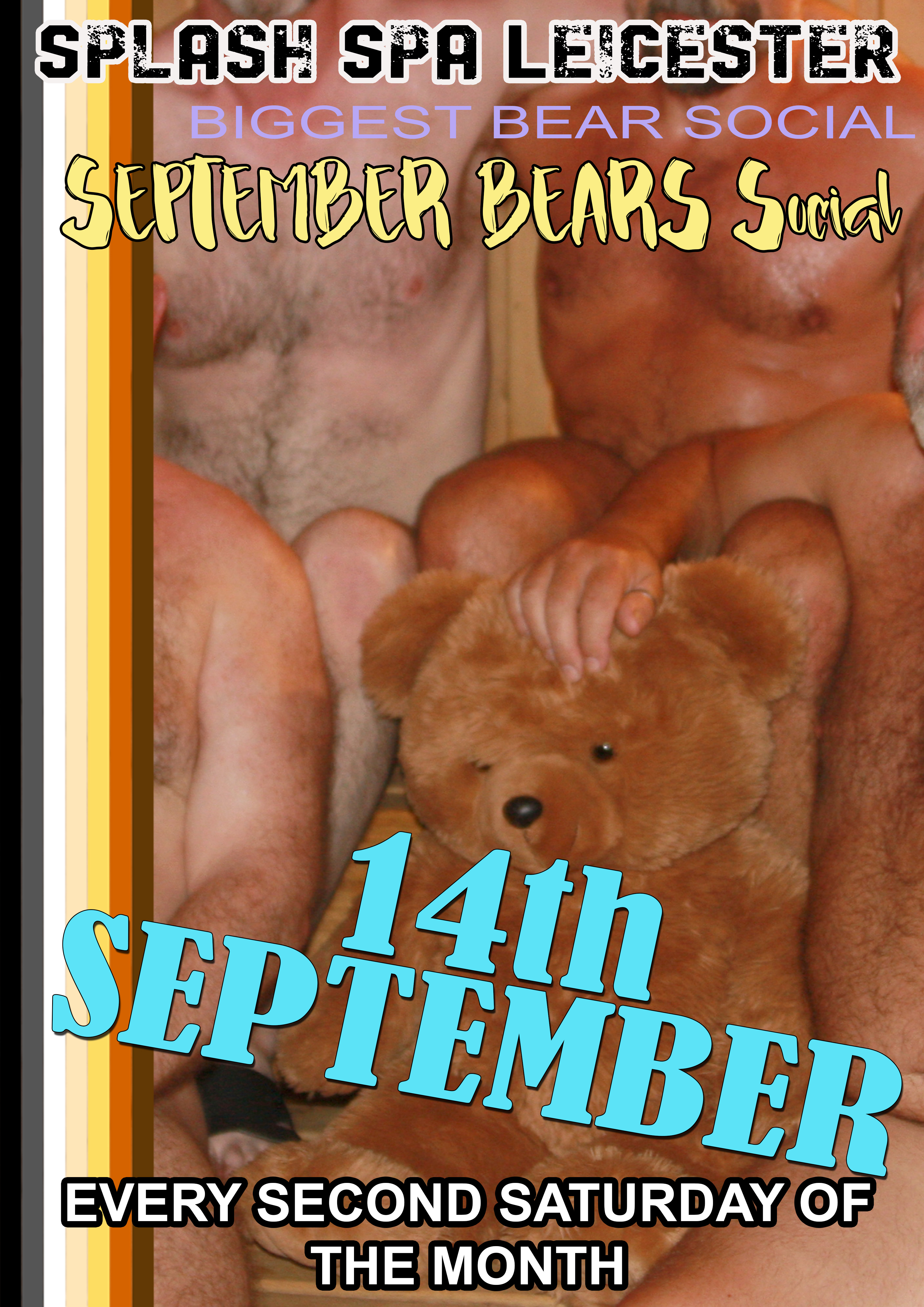 Bears party splash leicester
