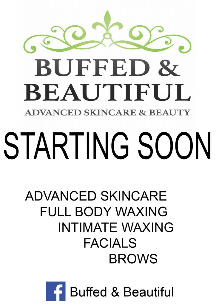 Full body waxing skincare